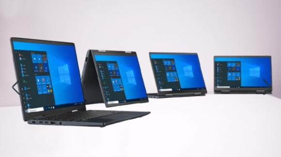 Dynabook Portégé X30W-J: con Intel di 11a generazione e 16 ore d'autonomia