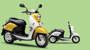 Yamaha e-Vino: ufficiale lo scooter elettrico per la mobilità urbana