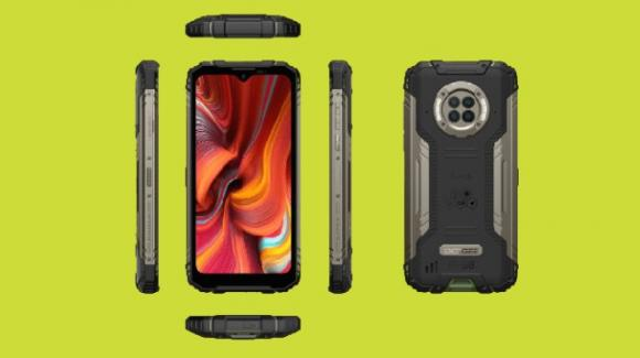 Doogee S68 Pro: ufficiale lo smartphone rugged con night vision camera