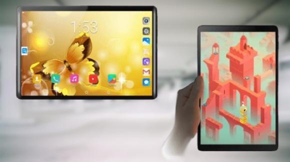 BDF S10 vs Alldocube iPlay 20: tablet low cost con connettività mobile e Android
