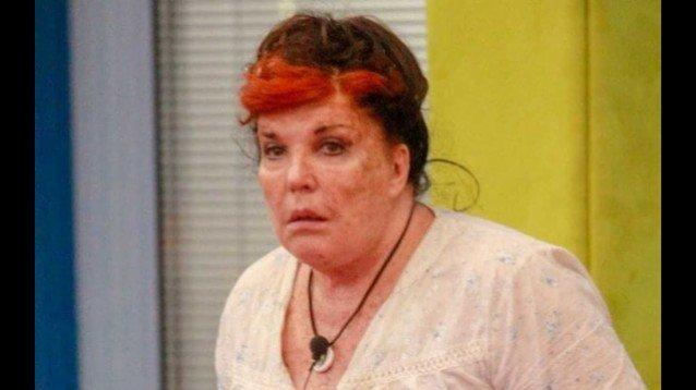 GF Vip, Patrizia De Blanck nominata attacca Giulia Salemi: