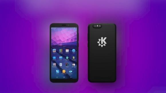 PinePhone: ufficiale la versione con le app universali di Plasma Mobile