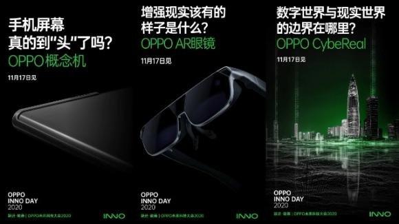 Oppo InnoDay 2020: nuovo visore VR, smartphone estensibile, caricatore compatto