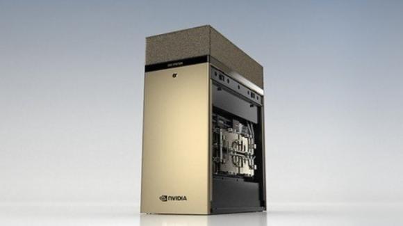 Nvidia DGX Station A100: ufficiale il datacenter da scrivania con 4 GPU da 80 GB