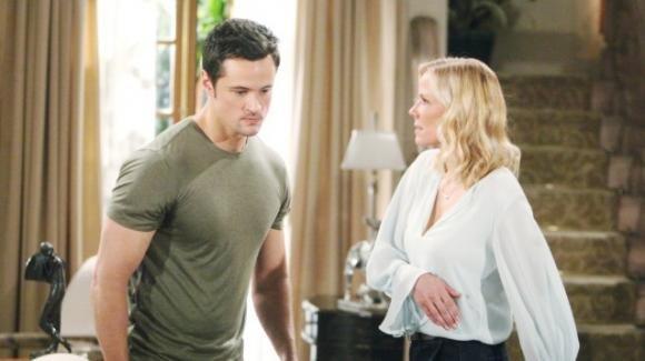Beautiful anticipazioni 21 e 22 novembre: Thomas aggredisce Brooke, la donna lo schiaffeggia