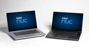 NUC M15: Intel presente il nuovo notebook