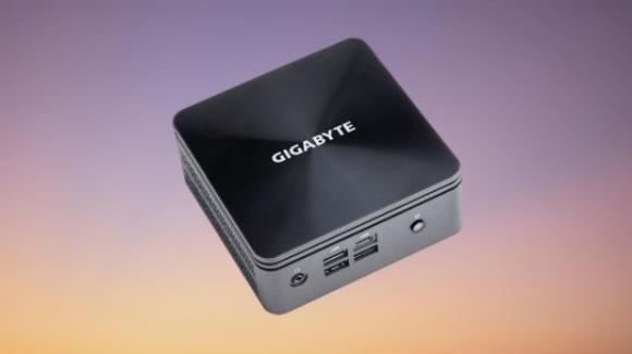 Brix: i miniPC di Gigabyte ora si aggiornano con le APU Ryzen 4000 di AMD
