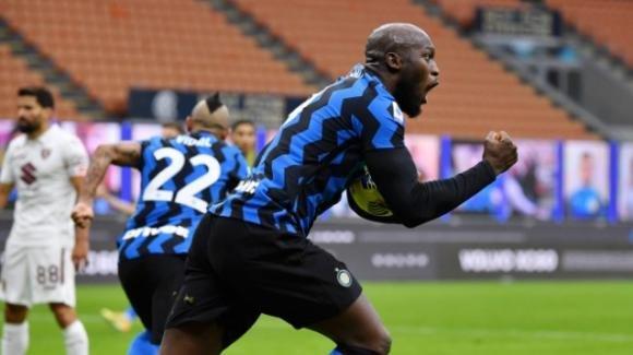 Serie A: la solita pazza Inter, sotto di 2 gol ribalta il Torino