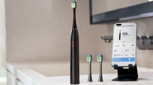 Lebooo Smart Sonic: ufficiale lo spazzolino smart dell'ecosistema IoT di Huawei