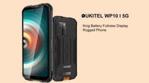 Oukitel WP10 5G: ufficiale il rugged phone 5G