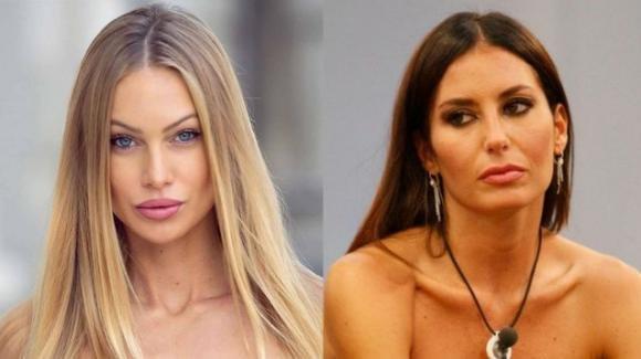 """""""Live – Non è la D'Urso"""", Taylor Mega critica Elisabetta Gregoraci: """"Altro che signora!"""""""