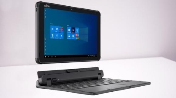 Fujitsu Stylistic Q5010: ufficiale il tablet rugged professionale con Windows 10