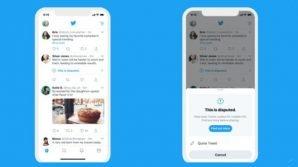 Twitter: in roll-out l'avviso contro i like ai contenuti fuorvianti