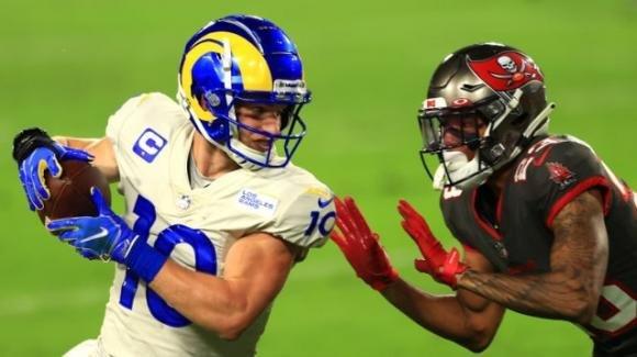 NFL 2020, 11a settimana: i Rams trionfano sul campo dei Buccaneers, i Chiefs passano contro i Raiders