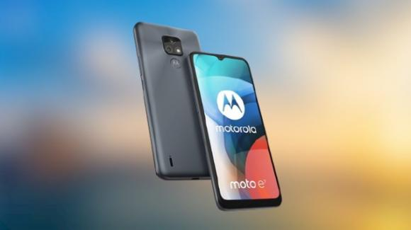 Moto E7: in arrivo l'ultralow cost cost con sensore fotografico da 48 megapixel