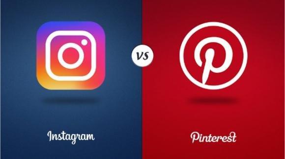 Instagram vs Pinterest: è scontro tra i photo sharing, a suon di novità