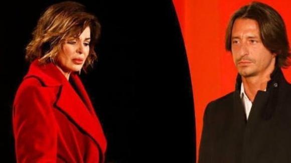"""Lutto per Alba Parietti: """"Francesco ancora non lo sa"""""""