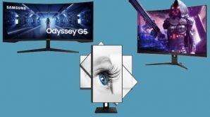 Monitor per lo studio, il lavoro, e il gaming, da Samsung, AOC e MSI