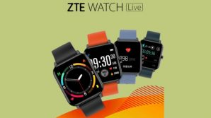 ZTE Watch Live: ufficiale lo smartwatch low cost per tenersi in forma