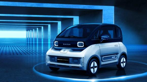 Baojun E300: ufficiale la city car elettrica patrocinata da Xiaomi