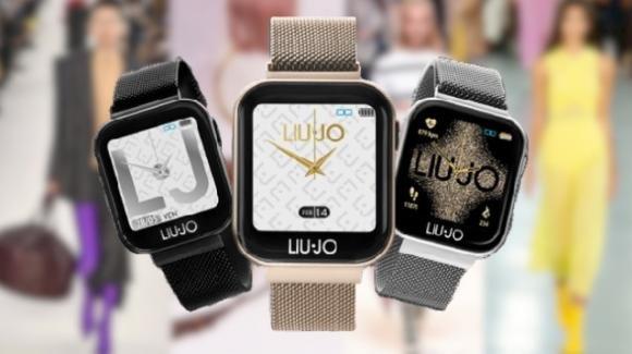 Ufficiale lo smartwatch elegante e modaiolo targato Liu Jo
