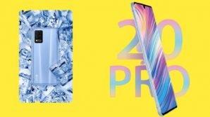 ZTE Blade 20 Pro 5G: ufficiale il medio-gamma sottile, con 5G grazie allo Snap 765G