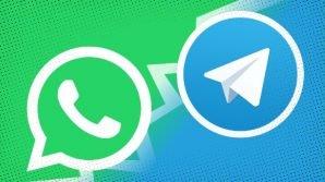 WhatsApp vs Telegram: è sfida a suon di novità per la messaggistica istantanea