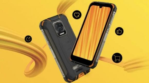 Doogee S59 Pro: ufficiale il rugged phone con maxi batteria e ultragrandangolo