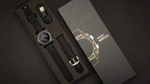 Cubot C3: ufficiale lo smartwatch con look da cronografo analogico