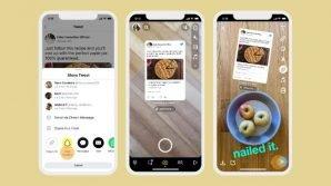 Twitter: token hardware su device mobili, tweet su Snapchat e Instagram