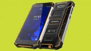 Aspera R9: ufficiale il rugged phone ideale per outdoor e cantieri