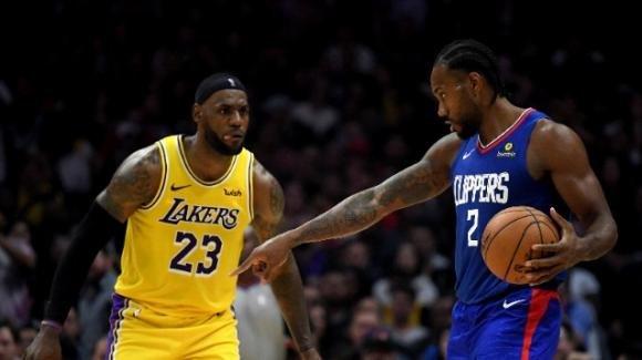 NBA, 22 dicembre 2020: apertura e successi dei Los Angeles Clippers e dei Brooklyn Nets