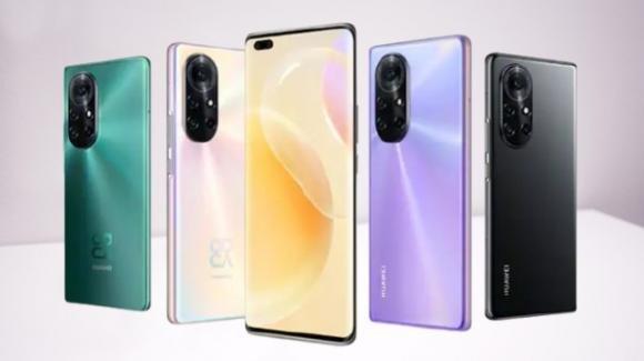 Nova 8 e Nova 8 Pro: ufficiali gli smartphone middle-range top di Huawei