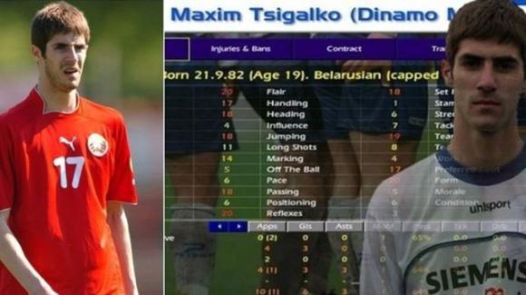È morto Maksim Tsigalko, l'ex calciatore diventato leggenda grazie a Championship Manager