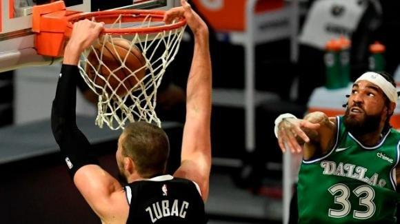 NBA, 27 dicembre 2020: i Mavericks finiscono fuori casa i Clippers, i Lakers freddano i Timberwolves