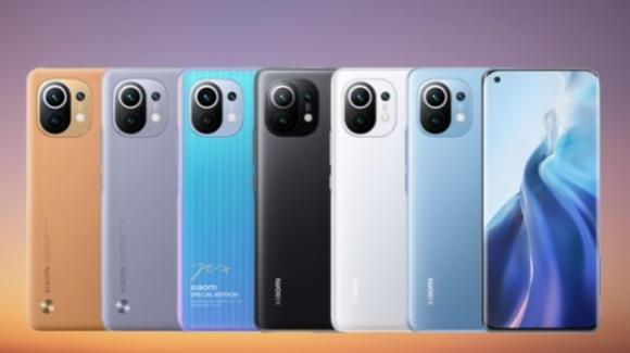 Xiaomi Mi 11: ufficiale il top gamma con Snap 888 e MIUI 12.5