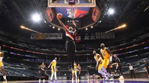 NBA, 28 dicembre 2020: i Trail Blazers superano fuori casa i Lakers, i Jazz vincono in trasferta contro i Thunder