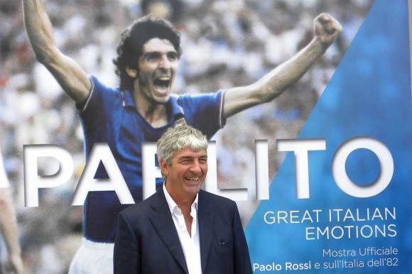 È morto Paolo Rossi, l'eroe dei mondiali in Spagna del '82