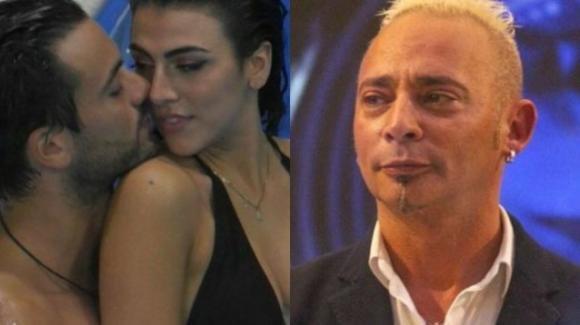 """GF Vip, Salvo Veneziano ironizza su Giulia Salemi: il """"like"""" del padre di Pierpaolo"""
