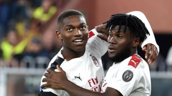Serie A: il Milan vince 2 a 0 a Benevento. Formazioni e highlights