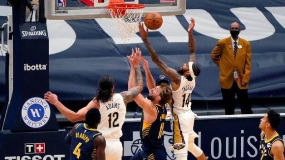 NBA, 4 gennaio 2021: i Pacers stoppano i Pelicans al supplementare, i Magic fermano i Cavaliers