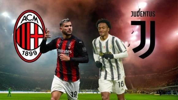 Milan-Juventus: un intramontabile classico sportivo domani alle 20:45