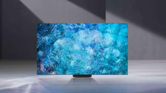 """CES 2021: """"First Look"""" alle nuove tecnologie televisive di Samsung"""