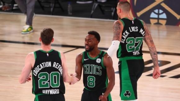 NBA, 6 gennaio 2021: Celtics decisivi nel finale in casa Heat, i Clippers vincono contro i Warriors