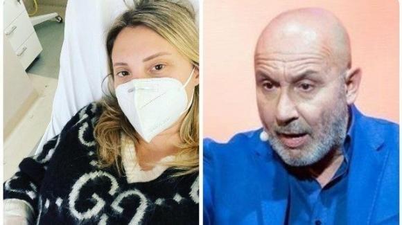 """Maurizio Battista ha il Covid, moglie e figlia di 4 anni ricoverate: """"Ho paura, è terribile"""""""