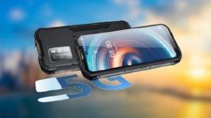 ArchosX67 5G: ufficiale il rugged phone con batteria monstre e ottima postcamera