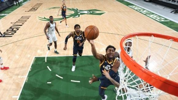 NBA, 8 gennaio 2021: i Jazz fermano in trasferta i Bucks, i Warriors passano contro i Clippers