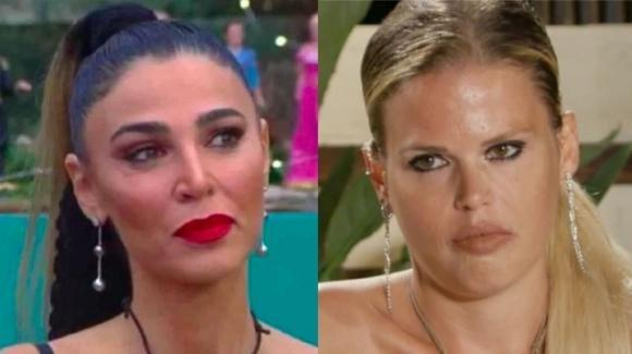 """GF Vip, Cecilia Capriotti attacca Carlotta Dell'Isola: """"Le tue sono lacrime di coccodrillo"""""""