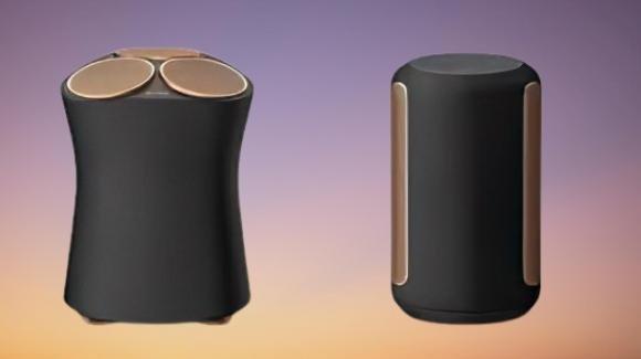 CES 2021: Sony presenta gli smart speaker SRS-RA5000 e RA3000 con audio avvolgente