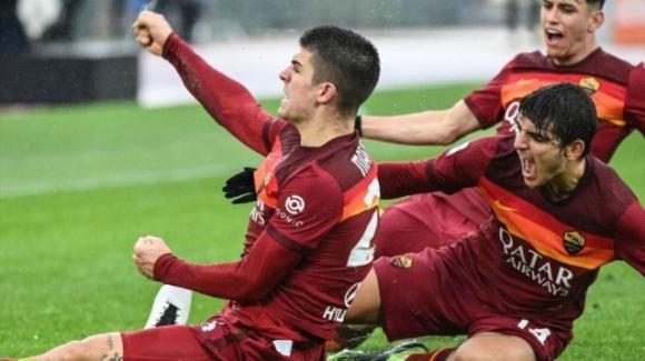 Serie A: tra Roma e Inter finisce 2-2, allunga il Milan